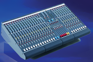Sound Systems and Audio Mixing Desks