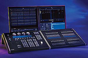 Stage Lighting Control Desk Hire